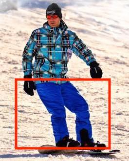 スノーボードウェアボトムス